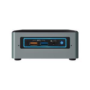 Mini Barebone Intel NUC6CAYH / Intel Celeron J3455 1.50GHz / DDR3L / USB 3.0