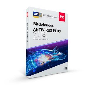 Antivirus Bitdefender Plus 2018
