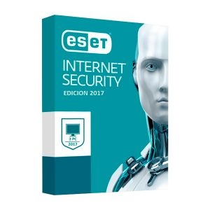 Antivirus Eset Internet Security 2017