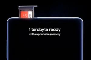 ¡Samsung presenta una nueva tarjeta micro SD de 512GB!