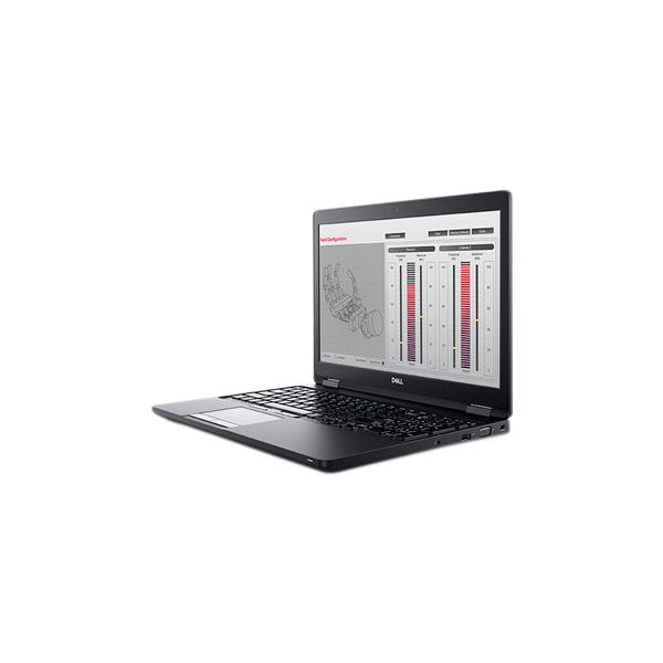 Precision Mobile Workstation 3530, Intel Core i7-8750