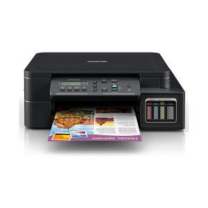 Impresora Multifuncional Brother DCP-T510W, Inyección de Tinta Continua, USB 2.0 WiFi