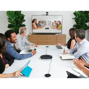 Sistema de Videoconferencia Logitech B2B Group Bundle Conferencecam Black