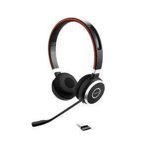 Audífono Jabra Evolve 65 UC, Bluetooth, NFC, Micrófono, Estéreo