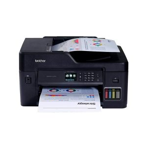 Impresora Multifuncional Brother MFC-T4500DW, A3, Color, Wi-Fi