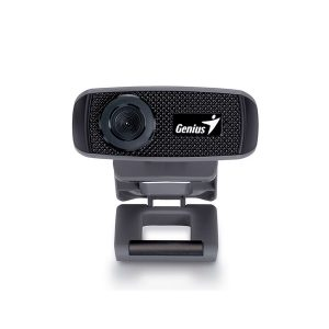 Cámara Web Genius FaceCam 1000x USB Black