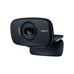 Cámara web Logitech B525, HD, Micrófono incorporado, Enfoque automático