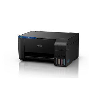 Impresora Multifuncional de Tinta Epson Ecotank L3110, Imprime, Escanea, Copia