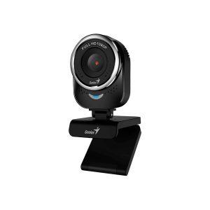 Cámara Web Genius QCam 6000 FHD 1080p, Micrófono integrad