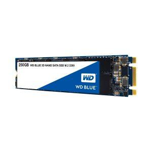 Unidad de Estado Sólido Western Digital WD Blue, 250GB, M.2 2280, PCIe Gen3