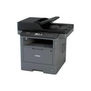 Impresora Multifuncional Brother DCP-L5650DN, Láser Monocromática, USB 2.0