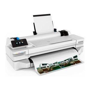 Plotter HP DesignJet T130 de 24 pulgadas , 1200 x 1200 dpi