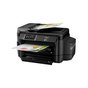 Impresora Multifuncional de Tinta Epson Ecotank L1455, Wi-Fi, Imprime, Copia, Escanea, Fax