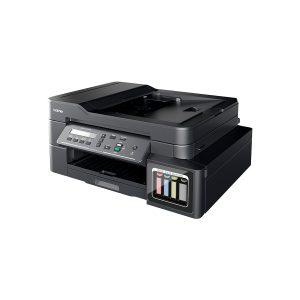 Impresora Multifuncional Brother DCP-T710W, Inyección de Tinta Continua, USB 2.0 WiFi