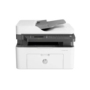 Impresora Multifuncional HP LaserJet 137fnw, Wifi, USB