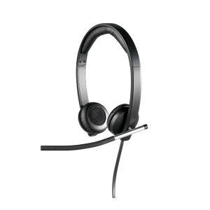 Audífono Estéreo con micrófono Logitech H650E