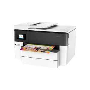 Impresora Multifuncional OfficeJet Pro 7740 All-in-One, Color, Wi-Fi