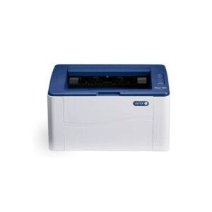 Impresora Xerox Phaser 3020, Wifi, Blanco y Negro
