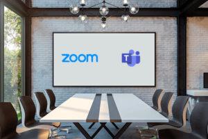 Teletrabajo: ¿Zoom o Microsoft Teams?