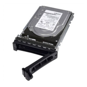 Dell Disco duro, 300 GB, hotswap, 2.5″ (en transportador de 3,5″), SAS 12Gb/s, 15000 rpm (400-ATIJ)