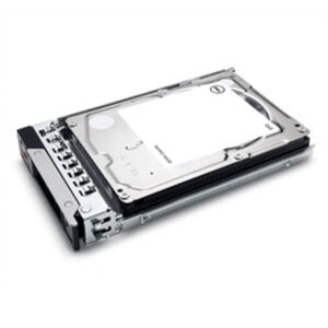 Dell Disco duro, 600 GB, hotswap, 2.5″, SAS 12Gb/s , 15000 rpm (400-ATIN)