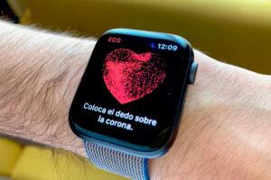 Coronavirus: Apple Watch podría detectar Covid-19 días antes de los primeros síntomas