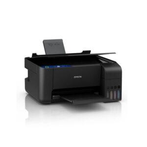 Impresora Multifuncional De Tinta Epson Ecotank L3150, Wi-Fi, Imprime, Escanea, Copia