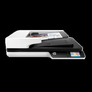 Escáner de Red HP ScanJet Pro 4500 fn1 L2749A#BG