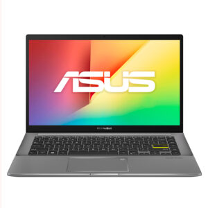Laptop Asus VivoBook S433E, Core i5-1135G7 14″, 8gb, SSD 512gb, WIN 10 Black (S433EA-AM028T)