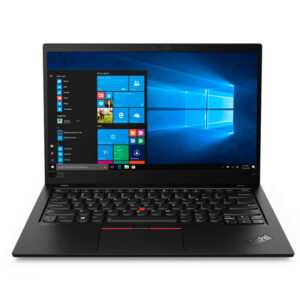 NOTEBOOK LENOVO THINKPAD X1 CARBON 14″ FHD IPS, CORE I7-10510U, 1.80GHZ, 16GB DDR4, 512 GB SSD M2, WINDOWS 10 PRO
