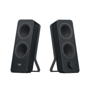 Parlante Logitech Z207, Bluetooth, 3.5mm, 5W, 220V (980-001295)