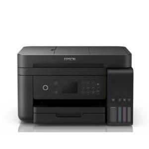 Impresora Multifuncional Epson EcoTank L6171, Imprime, Copia, Escanea, Wifi (C11CG20303)