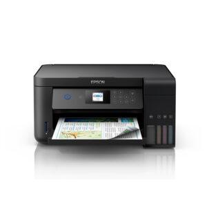 Impresora de Tinta Epson Ecotank L4160, USB (C11CG23303)