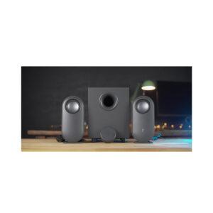 Parlante Logitech Z407 2.1 40W Black (980-001347)