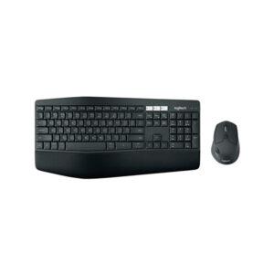 Teclado Logitech + Mouse MK850 Wireless USB Black (PN 920-008659)