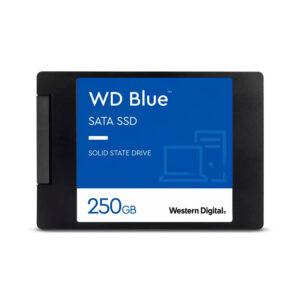 Unidad en Estado Sólido Western Digital Blue, 250GB, Sata 6GB/S, 2.5″, 7MM.