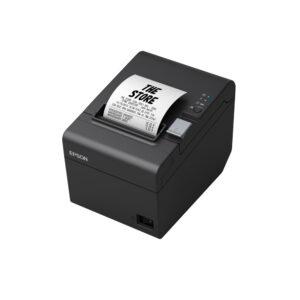 Impresora Térmica Epson TM-T20II, 250 mm/seg, Negro, USB