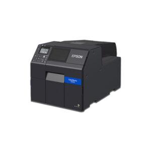 Impresora de Etiquetas a Color Epson ColorWorks C6000 con Cortador Automático