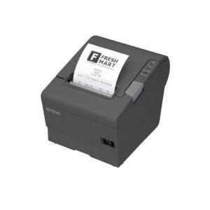 Impresora Térmica Epson TM-T88V, 300 mm/seg, Negro, USB