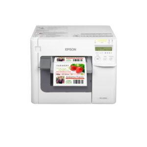 Impresora de Etiquetas a Color Epson ColorWorks TM-C3500, USB 2.0/LAN