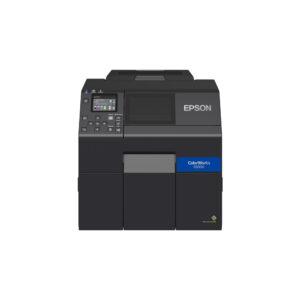 Impresora de Etiquetas a Color Epson ColorWorks CW-C6000A con Cortador Automático