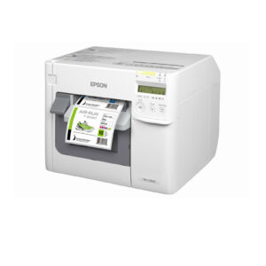 Impresora de Etiquetas a Color Epson ColorWorks C3500, USB 2.0/LAN