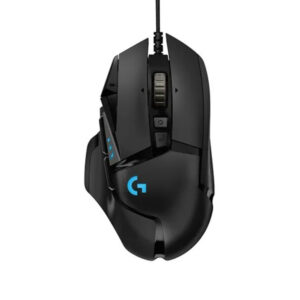 Mouse Gaming Logitech G502 Hero Wired, 25K ppp, RGB (910-005469)