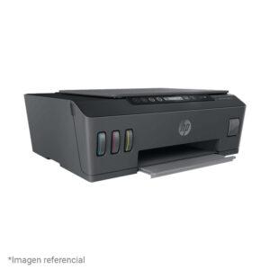 Multifuncional HP Smart Tank 515, Imprime/Copia/Escanea, WiFi, Bluetooth LE (1TJ09A)