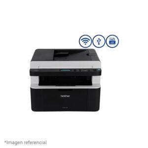 Impresora Brother Multifuncional Laser Monocromática DCP-1617NW