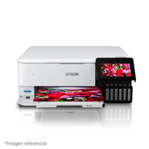 Impresora multifuncional de tinta Epson EcoTank L8160, imprime / escanea / copia, LAN /WI-FI/USB 2.0