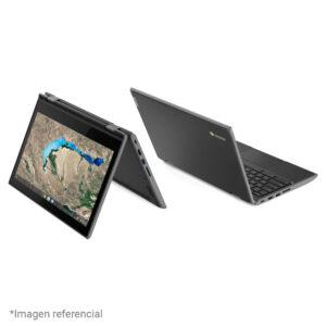 Notebook Lenovo 300e Chromebook 2da Gen, 11.6″ HD IPS, 4GB RAM, Celeron N4020 1.10/2.80Ghz, 2-Cores