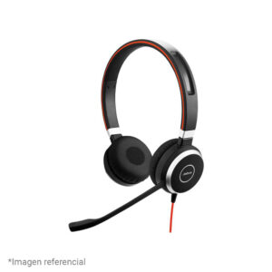 Audífono Jabra Evolve 40 UC Dúo, Estéreo